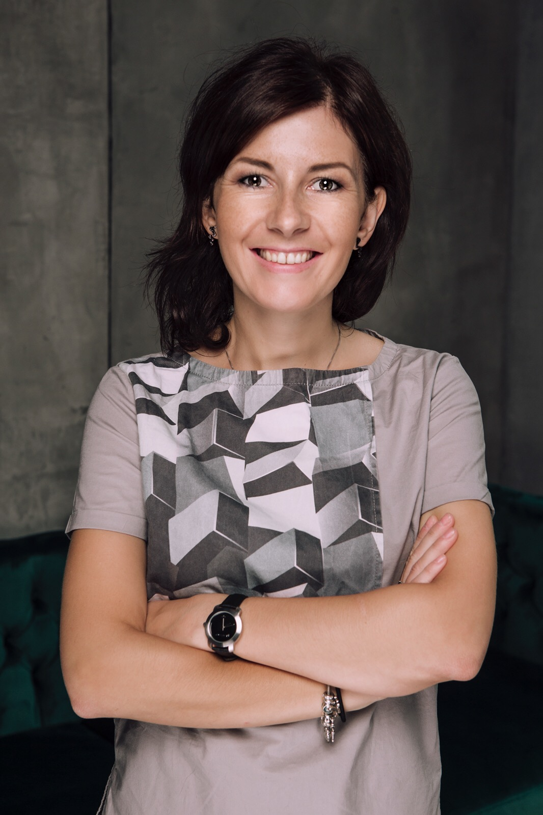 Iryna Ozymok